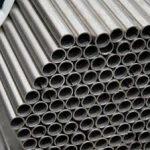 tubes en acier